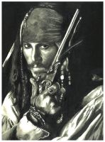 ISP no.3- Jack Sparrow:Depp by cheryl-chan
