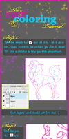 Color and Shading Tutorial by Annamate