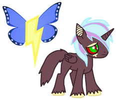 Moth Tempest by SoulEevee99