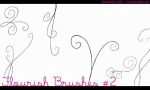 .20 - flourish brushes 2 by domino-88