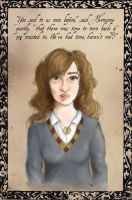 Hermione by TheScarecrow6