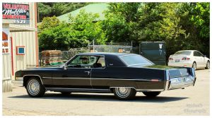 Black Cadillac! by TheMan268