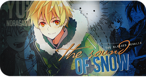Firma -Noragami- Yukine 01 [Out] by PJXD23