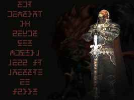 Ganondorf Wallpaper by DOWNWITHHOBBITSES