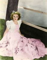 Judy Garland in color by vashti