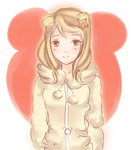 Miu | Colored Sketch by cloudylicious