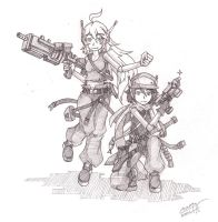 Cave Story by GinosAiden91