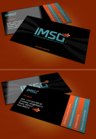 IMSG business card by repiano