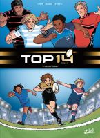TOP 14 #1 - Final Cover by Chris-Yop-Lannes