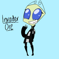 Invader Ore by ZimTheGreat