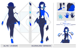 CONCEPT ART || ALYS - Avenir, Murmure Version by T-a-t-s-u-k-i