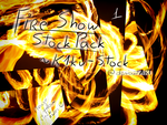 Fire Show Stock Pack 1 by K1ku-Stock