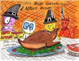 A Neko Thanksgiving by Josiah-Shockency-JCS