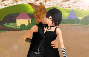 For my Xion by Smirkaotic