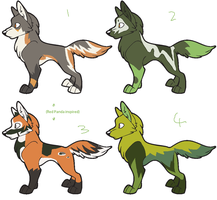 10 Point Adoptables by Acytpe