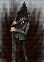 Killer Suits- Pyramid Head by sorrows-chains