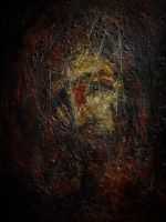 Bloody Christ by LordAras
