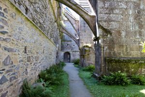 Beauport Abbey 15 Stock by lokinststock