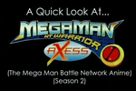 A Quick Look at MegaMan NT Warrior Axess by PentiumMMX