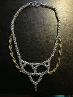 Bird's Nest Necklace by Menouthys