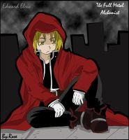Edward Elric-angst by rose123321123