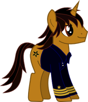 Unicorn Admiral - Request eleven by AetherElemental