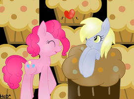 muffin love by X-RedFox-X