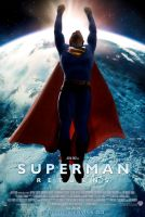 Superman Returns poster ver.1 by sonLUC
