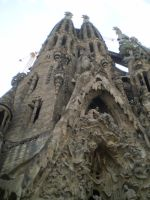 La Sagrada familia 7 by IvyI