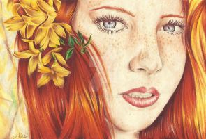 Kissed by Fire by AlyWiish