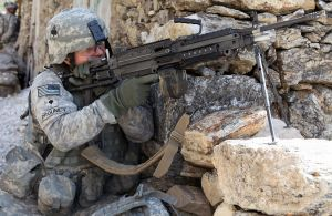 Security in Dewagal Valley by MilitaryPhotos