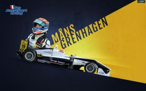Mans Grenhagen Wallpaper by brandonseaber