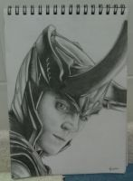 Loki by s2BloodyBecca