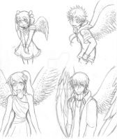 MR: Wings and Things by SpiralNinja05