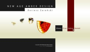 New Age Amber Design by kibus