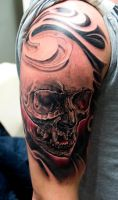 Skulley by tattooneos