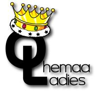 OHEMAA LADIES LOGO by truthdondie