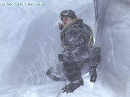 Captain MacTavish Wallpaper by Alpolo007