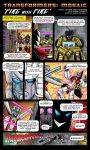 Fire With Fire by Transformers-Mosaic