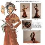 Kaia Mini Completed by ClassyJess