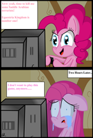Pinkie Plays Spec Ops: The Line by Daniel-SG