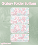 Sweet Gallery Buttons by LinaLeeL