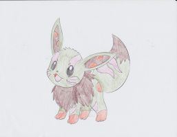 Egg Hatched! Cubone-Adopts~ by Draco-Flight
