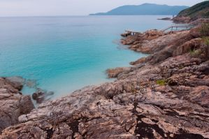 Perhentian Kencil by SantiBilly