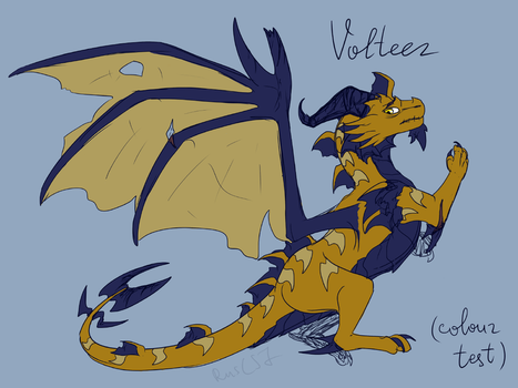 PL: Volteer (colour test) by RusCSI