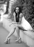 white dress by karen-abramyan
