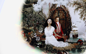 Snow White and Prince by byCreation