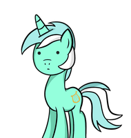 lyra... by HeavyMetalBronyYeah