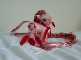 custom my little pony red dream catcher 2 by thebluemaiden