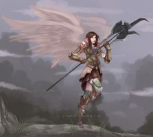 Aion: Gladiator by scriptKittie